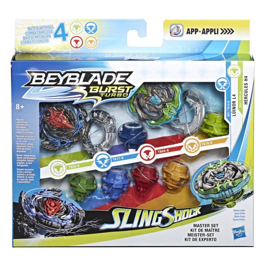 Piao-de-Batalha---Beyblade---Slingshock-Master-Multipack---Hasbro-1