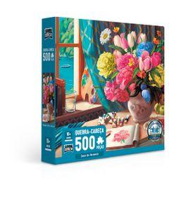 Quebra-Cabeca---500-Pecas---Game-office---Casa-de-Veraneio---Toyster-0