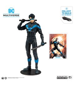 Boneco-Articulado---Nightwing-18-cm---DC-Comics---Fun-0