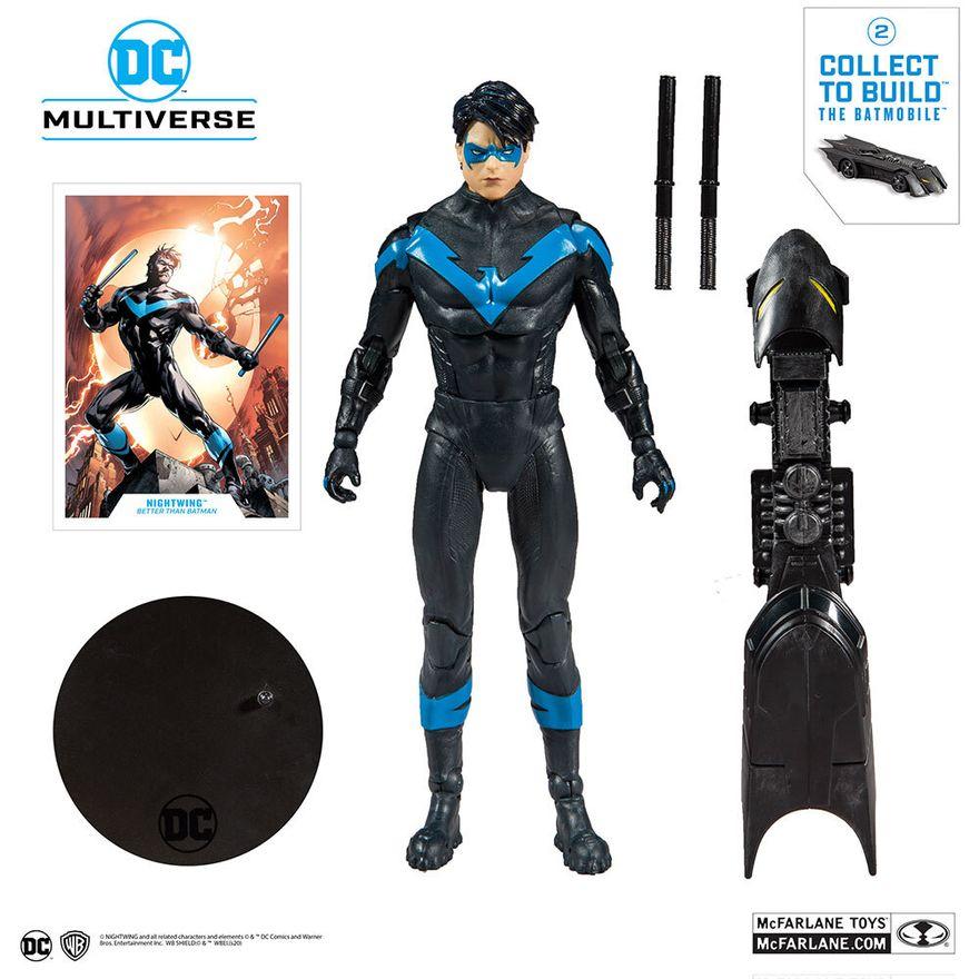 Boneco-Articulado---Nightwing-18-cm---DC-Comics---Fun-1