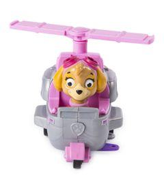 Mini-Figura-e-Veiculo---Paw-Patrol-Rescue-Racers---Patrulha-Canina---Skye---Sunny-0