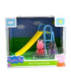 Playset---Parquinho-da-Peppa-Pig---Peppa-e-Danny---Sunny-0