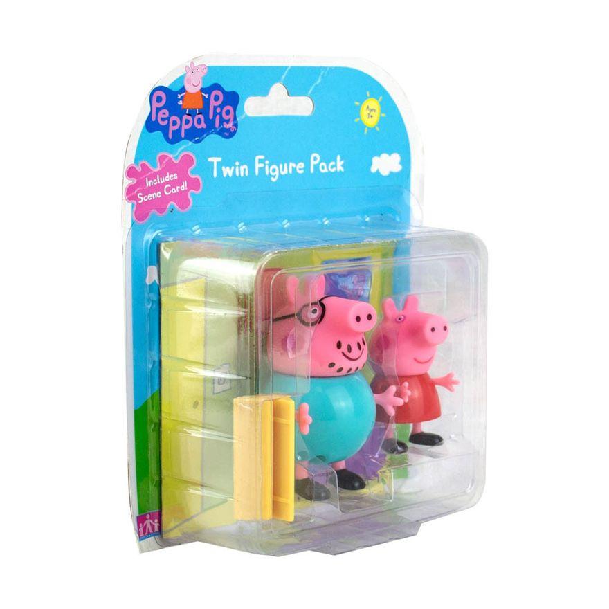 Mini-Figuras---Peppa-Pig---Papai-Pig-e-Peppa---Sunny-1