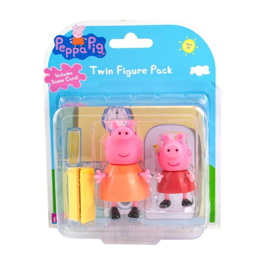 Mini-Figuras---Peppa-Pig---Mamae-Pig-e-Peppa---Sunny-0