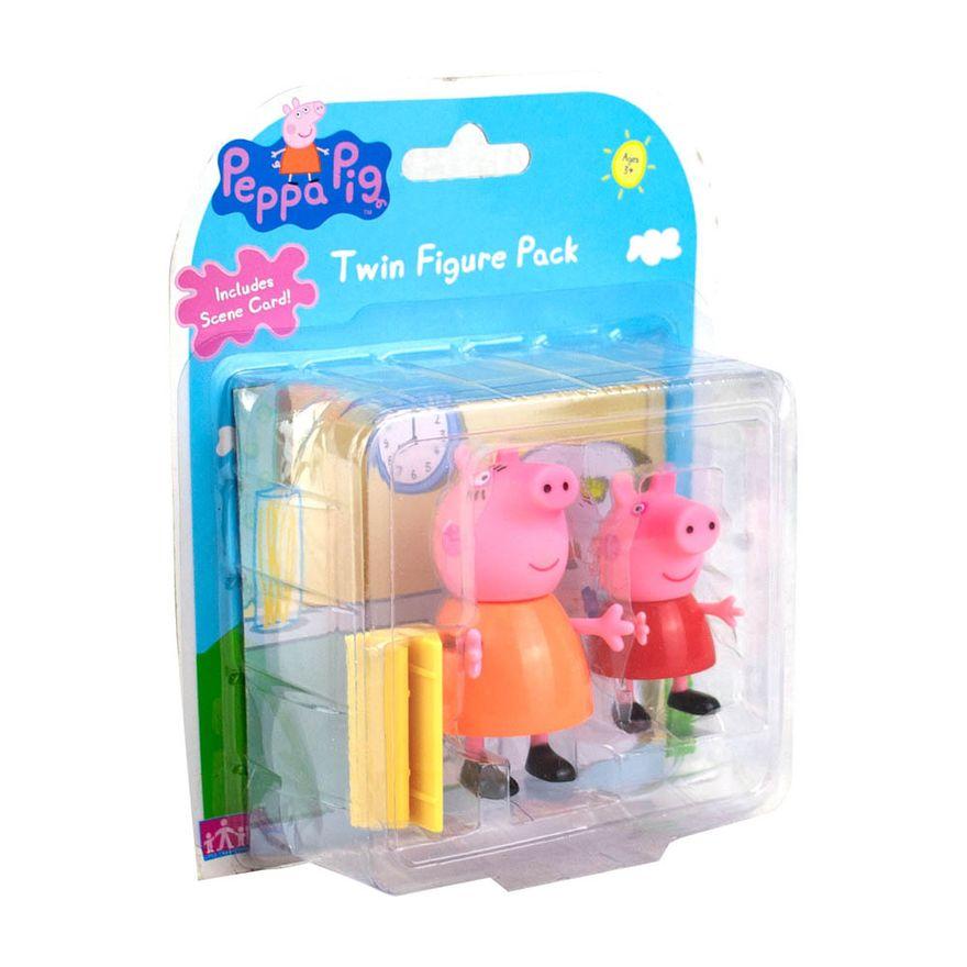 Mini-Figuras---Peppa-Pig---Mamae-Pig-e-Peppa---Sunny-1
