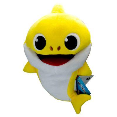 Pelucia-Baby-Shark---Fantoche-com-Musica---Amarelo---Sunny-0