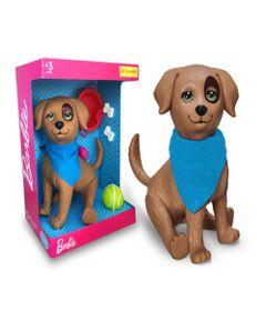 Figura-com-Acessorios---Pet-da-Barbie---Rookie-Marrom---Pupee-0