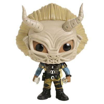 Figura-Colecionavel---Funko-POP---Marvel---Pantera-Negra---Erik-Killmonger---Funko_Frente