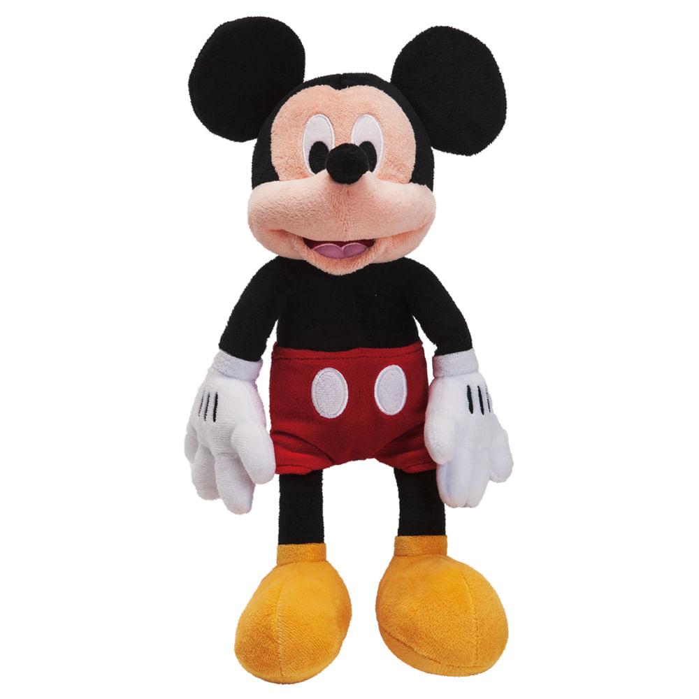 Pelúcia Básica - 40Cm - Disney - Mickey Mouse - Fun