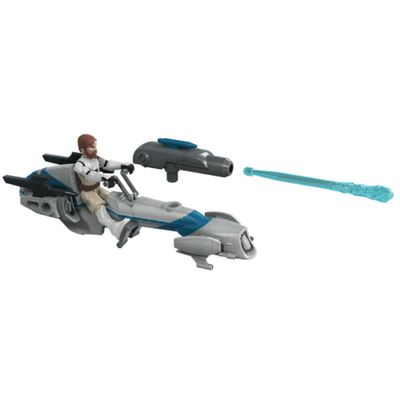 Mini-Figura-Articulada-e-Veiculo---Disney---Star-Wars---Mission-Fleet---Barc-Speeder---Hasbro-0