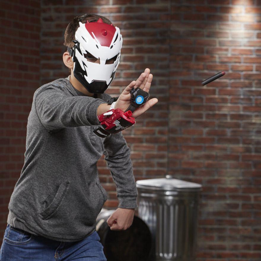 Mascara-e-Lancador---Disney---Marvel---Spider-Man-Maximum-Venon---Iron-Man-Venomizado---Hasbro-1