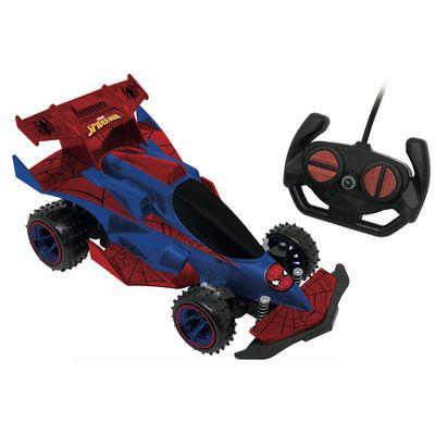 Veiculo-de-Controle-Remoto---Web-Runner---Spider-Man---Candide-0