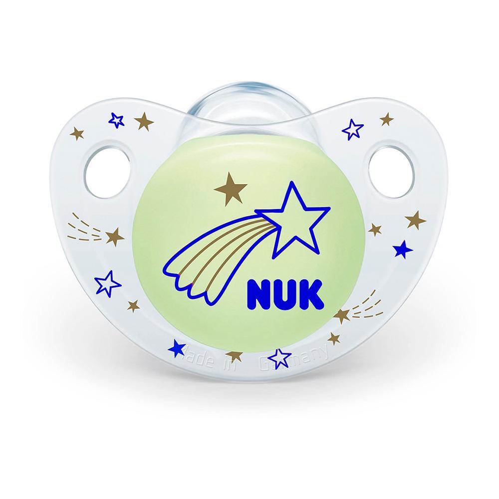 Chupeta Nuk Night & Day Estrela boy 6m+ S2 PA7315-2B