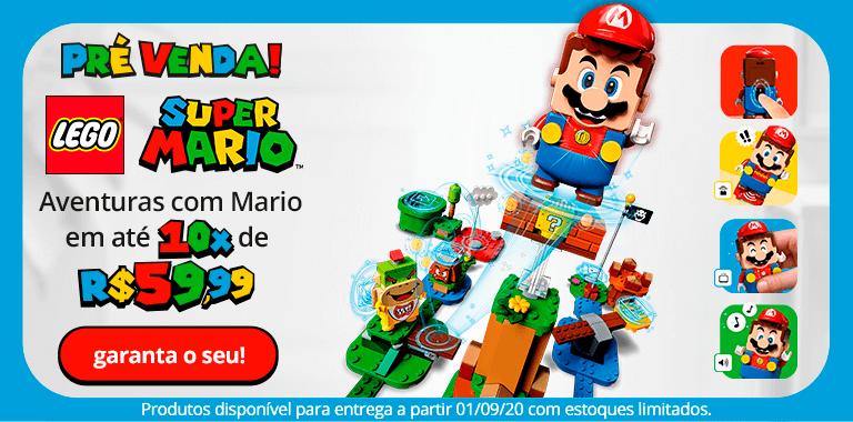 6 - Pré-Venda Lego Mario - FullBanner - Mobile - act