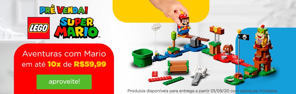 2 - Pré-Venda Mario Lego - Fullbanner