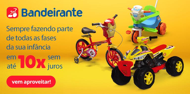 5 - Brinquedos Bandeirantes em até 10x sem Juros - FullBanner - Mobile - act