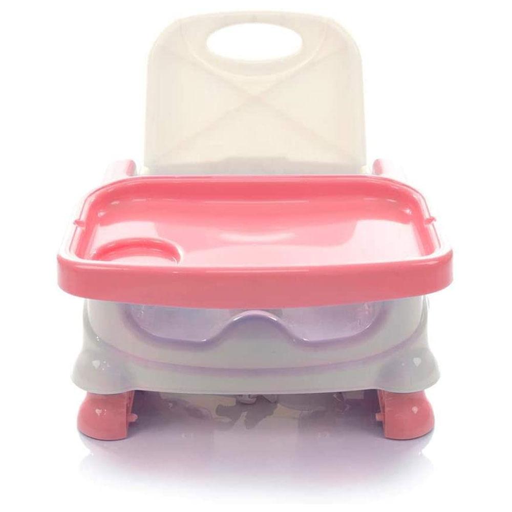 Cadeira de Refeição Portátil - Fun - Rosa - Voyage