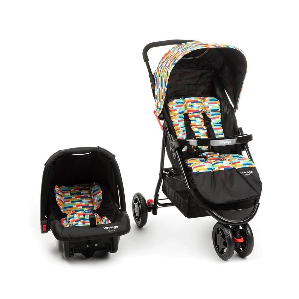 Travel System - Delta - Colore - Voyage