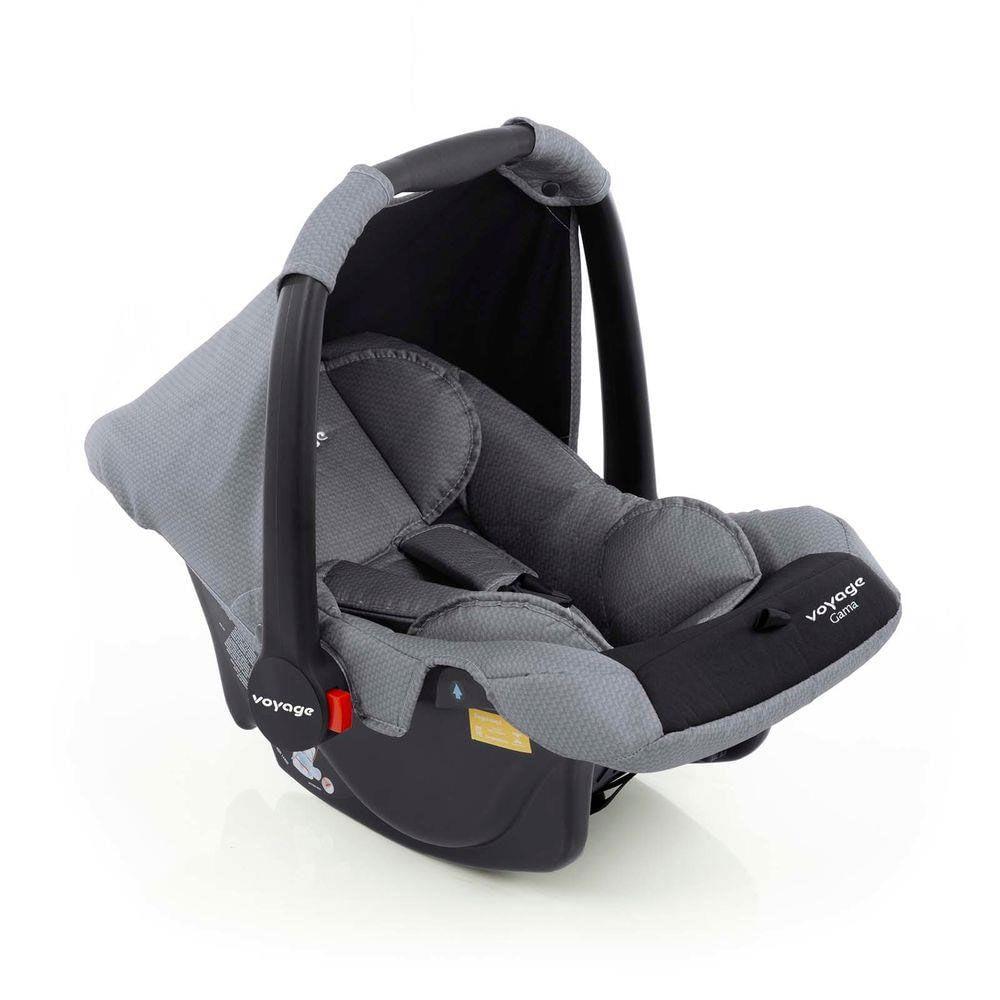 Bebê Conforto - De 0 a 13 Kg - Gama - Cinza - Voyage