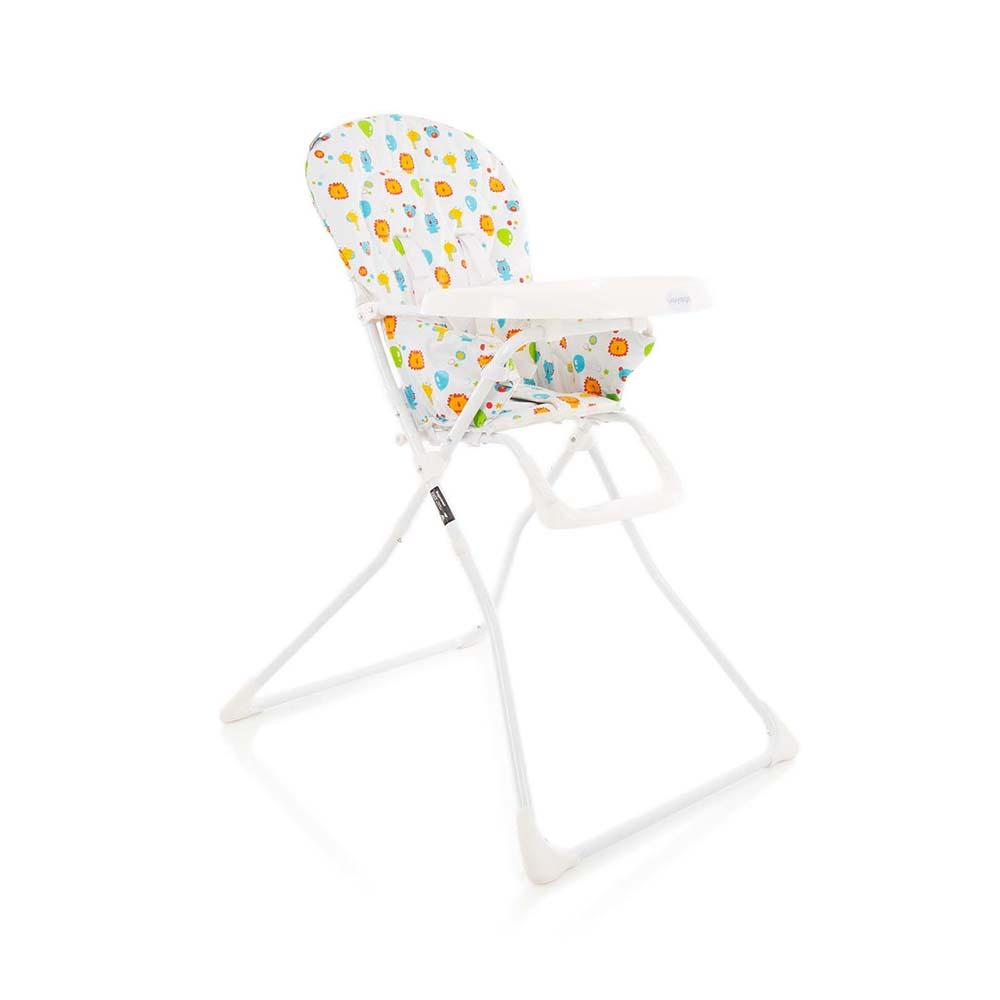 Cadeira de Refeição Kitut Voyage Zoo Branca IMP01478