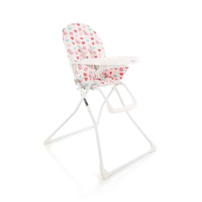 Oferta Cadeira de Alimentação - Kitut - Flamingo - Rosa - Voyage por R$ 299