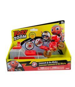 Mini-Veiculo---Moto-com-Lancador---Ricky-Zoom---Vermelho---Sunny-0