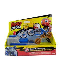 Mini-Veiculo---Moto-com-Lancador---Ricky-Zoom---Azul---Sunny-0
