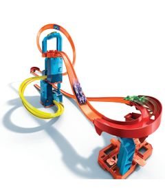Pista-de-Percurso-e-Veiculo---Hot-Wheels---Track-Builder-Unlimited---Kit-Super-Impulso---Mattel-0