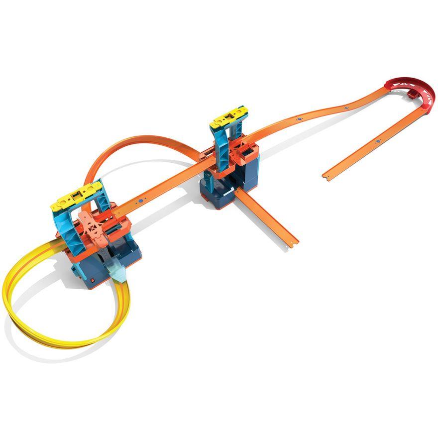 Pista-de-Percurso-e-Veiculo---Hot-Wheels---Track-Builder-Unlimited---Kit-Super-Impulso---Mattel-1