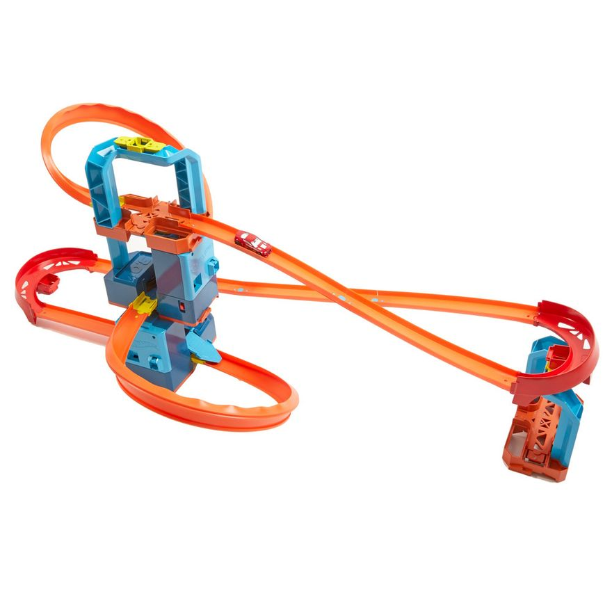 Pista-de-Percurso-e-Veiculo---Hot-Wheels---Track-Builder-Unlimited---Kit-Super-Impulso---Mattel-2
