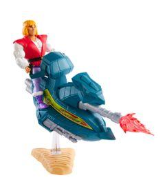 Figura-de-Acao---Mestres-do-Universo---Jet-Sled-e-Principe-Adam---Mattel-0