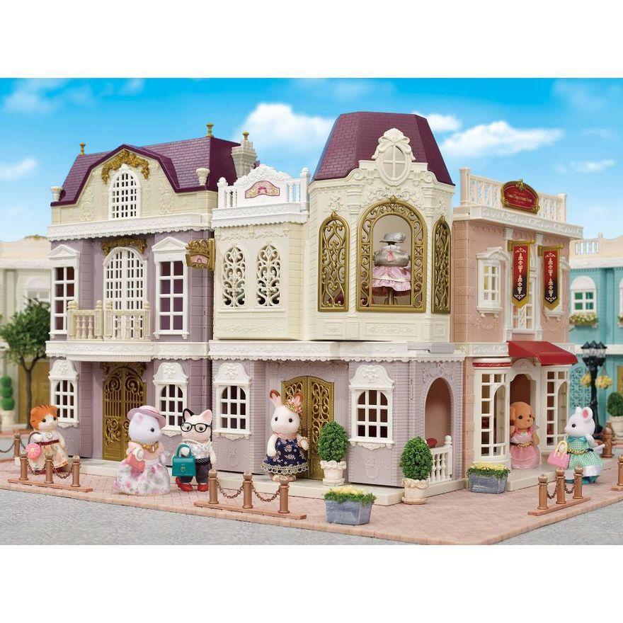 Sylvanian-Families---Boutique-Fashion-Town---Epoch-6