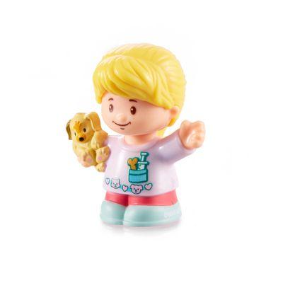 Mini-Figura---Little-People---Ella-a-Veterinaria---Fisher-Price---Mattel-0