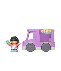 Mini-Figura-e-Veiculo---Little-People---Caminhao-de-Sorvete---Fisher-Price---Mattel-0