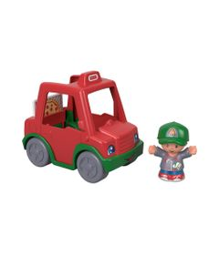 Mini-Figura-e-Veiculo---Little-People---Veiculo-Entrega-Pizzas---Fisher-Price---Mattel-0
