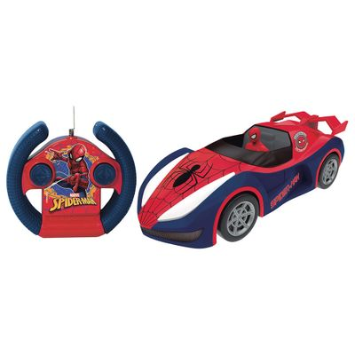 Veiculo-de-Controle-Remoto---Overdrive---Disney---Marvel---Spider-Man---Candide-0