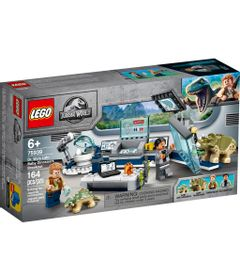 LEGO-Jurassic-World---Laboratorio-do-Dr---A-Fuga-dos-Dinossauros-Bebes---75939-0