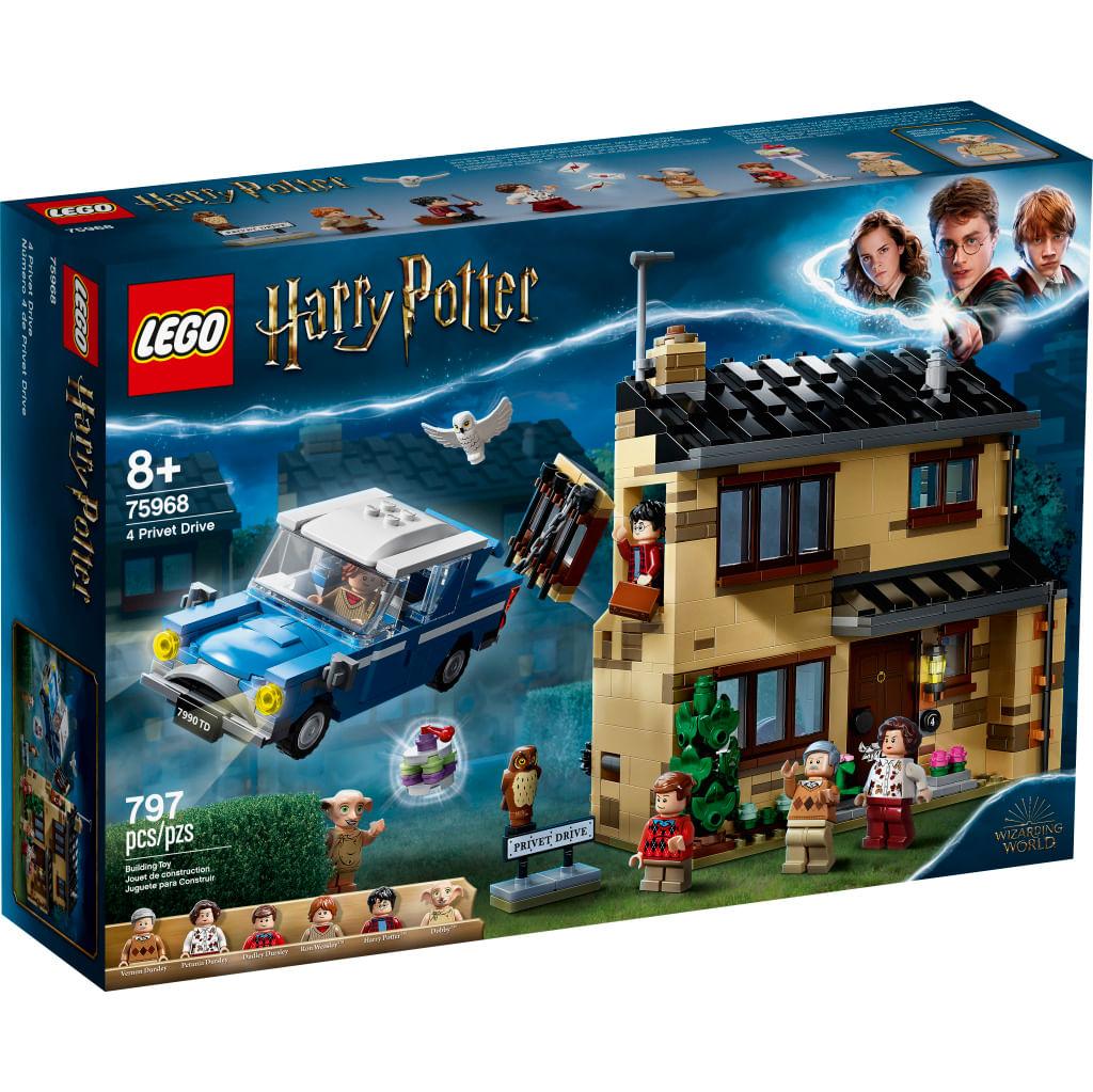 LEGO Harry Potter - 4 Privet Drive - 75968