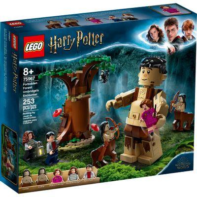 LEGO-Harry-Potter---A-Floresta-Proibida---O-Encontro-de-Grope-e-Umbridge---75967-0