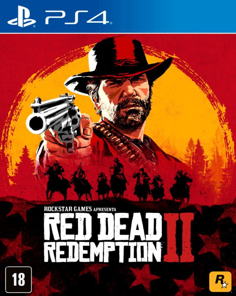 Jogo Red Dead Dedemption 2