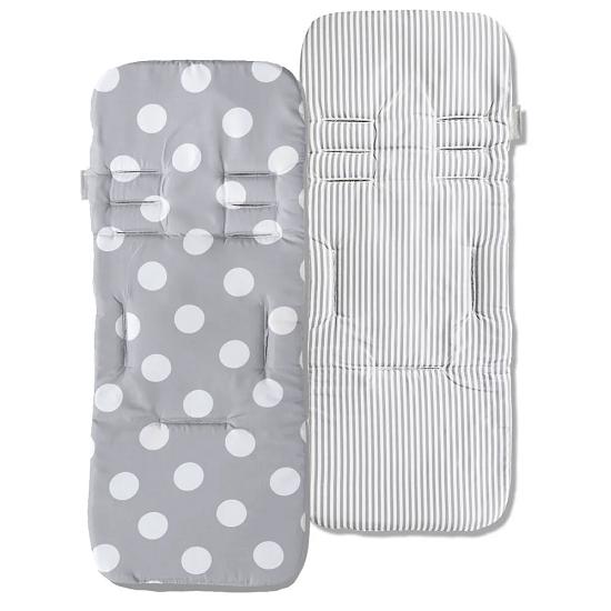 Protetor de carrinho Buble Cinza - Masterbag Baby