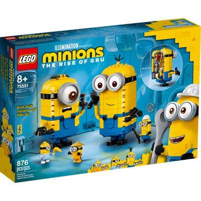 LEGO-Minions---Figuras-e-seu-Covil-Construidos-com-Pecas---75551-0
