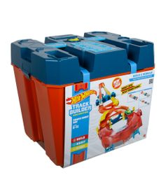 Pista-de-Percurso-e-Veiculo---Hot-Wheels-Track-Builder---Mega-Caixa-Maximo-Impulso---Mattel-0