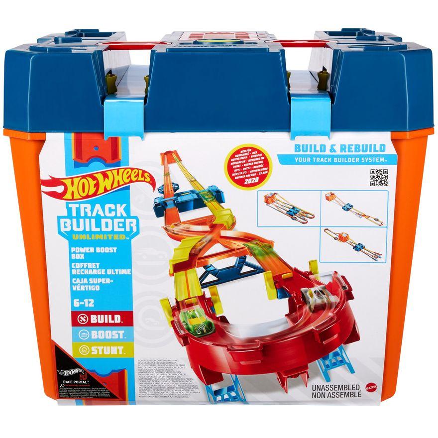 Pista-de-Percurso-e-Veiculo---Hot-Wheels-Track-Builder---Mega-Caixa-Maximo-Impulso---Mattel-3