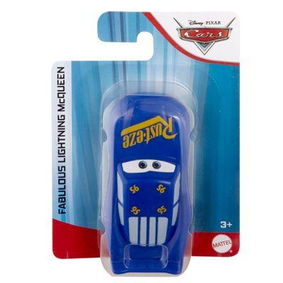 Mini-Veiculo---Die-Cast-1-64---Disney-Pixar---Cars---Relampago-McQueen-Fabuloso---Mattel-0