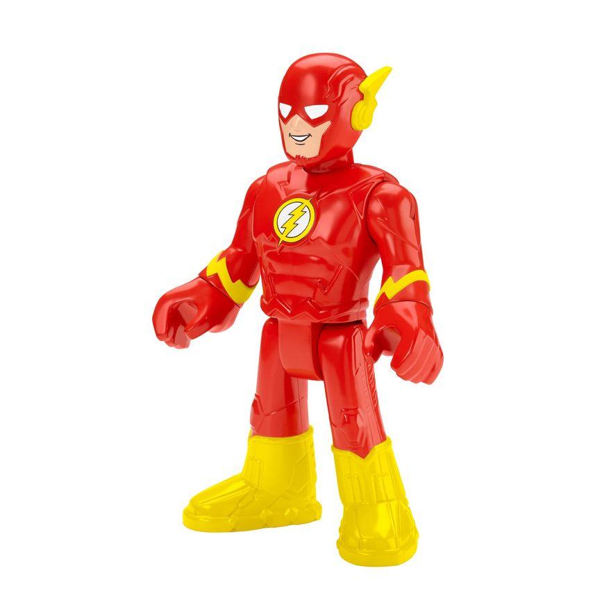 Mattel-Boneco-Articulado---26-Cm---Imaginext---DC-Comics---Flash---Mattel-1