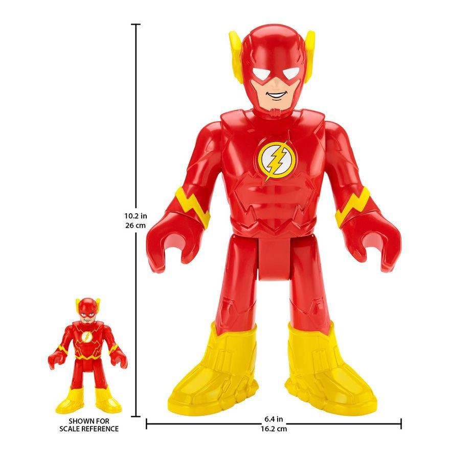 Mattel-Boneco-Articulado---26-Cm---Imaginext---DC-Comics---Flash---Mattel-3