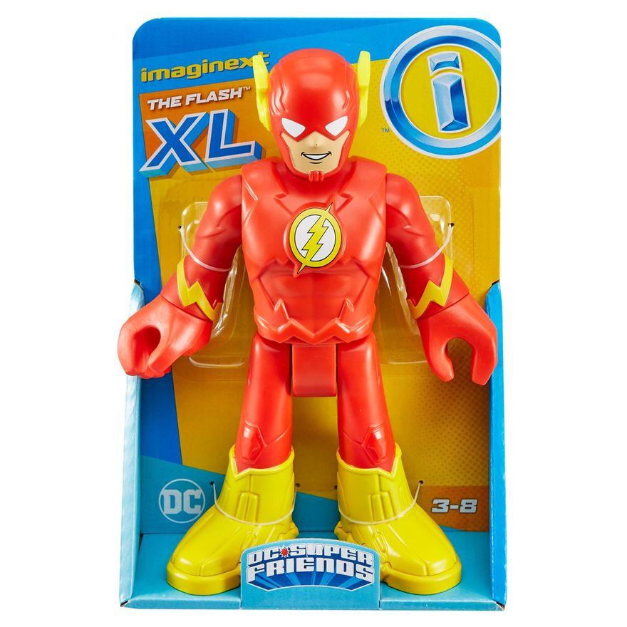 Mattel-Boneco-Articulado---26-Cm---Imaginext---DC-Comics---Flash---Mattel-5