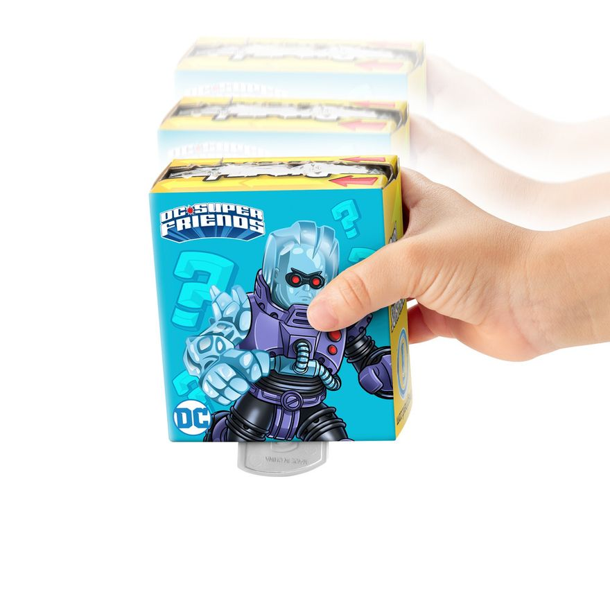 Mini-Figura-e-Veiculo---Imaginext---DC-Comics---Slammers-Surpresa---Mattel-2