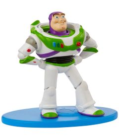 Mini-Figura-Colecionavel---5-Cm---Toy-Story---Buzz-Lightyear---Mattel-0